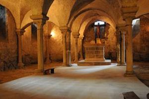 Bazilika sv. Márie Magdalény vo Vézelay